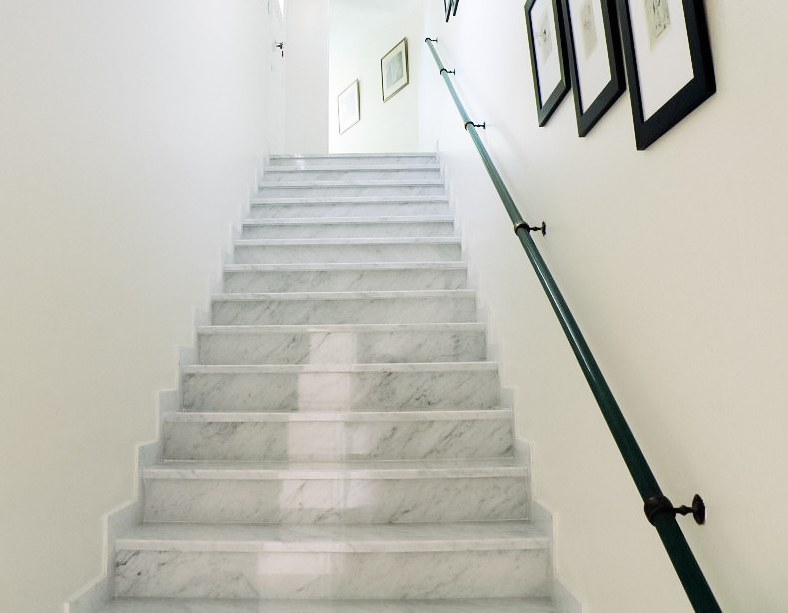 Merveilleux Natural Marble Stairs Natural Marble Stairs ...