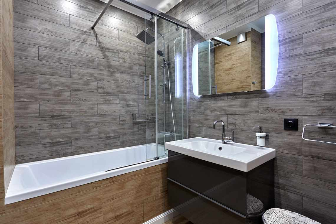 112 Bathroom Tile Ideas For Small Bathrooms  Part 12